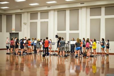25 June 2018 Monday Night Practice (Summer)