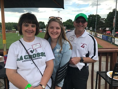 2019 UWL 2019 UWL Alumni Loggers Baseball Game 11