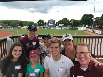 2019 UWL 2019 UWL Alumni Loggers Baseball Game 3