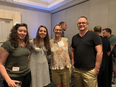 2018 UWL Tampa SHAPE Alumni Event 4