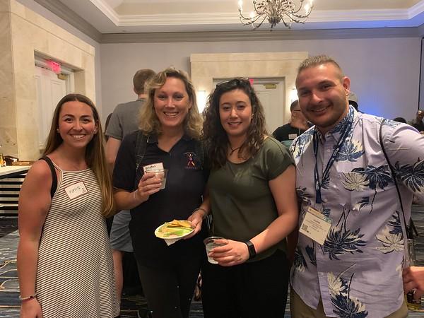 2018 UWL Tampa SHAPE Alumni Event 14