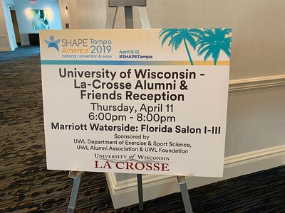 2018 UWL Tampa SHAPE Alumni Event 13