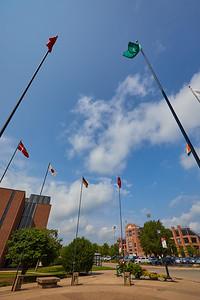 2018 UWL Fall International Flags 2