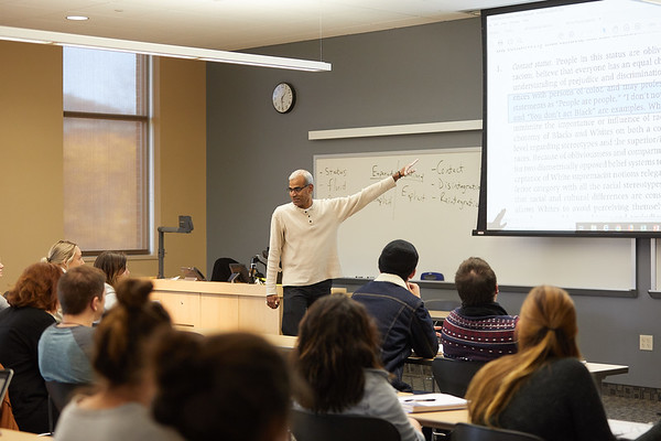 2018 UWL Fall Psychology Faculty Teaching Suthakaran Veerasamy