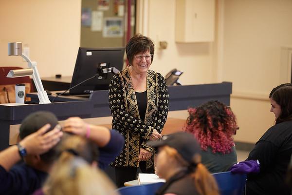 2018 UWL Fall Psychology Faculty Teaching Mary Jo Snow 2