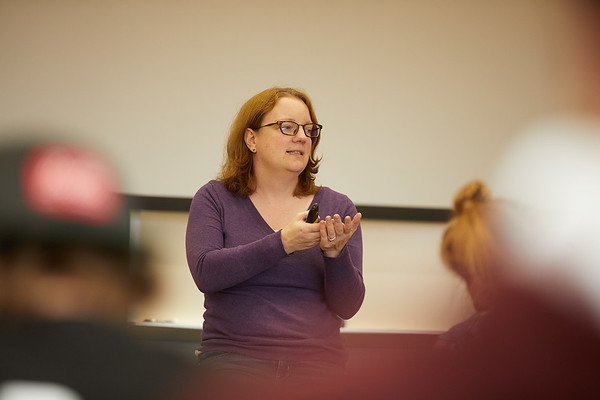 2018 UWL Fall Psychology Faculty Teaching Bianca Basten