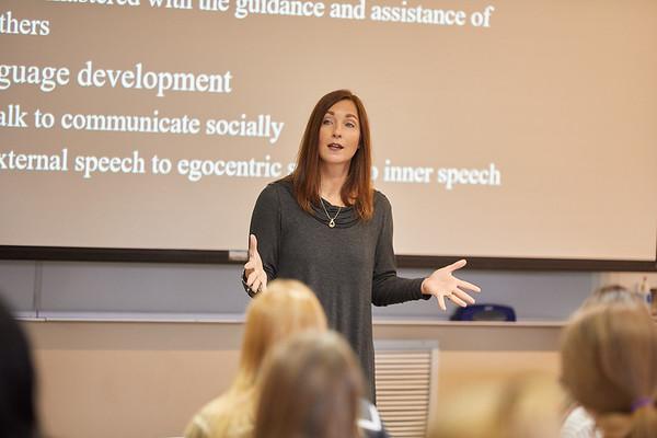 2018 UWL Fall Psychology Faculty Teaching Lisa Caya 3