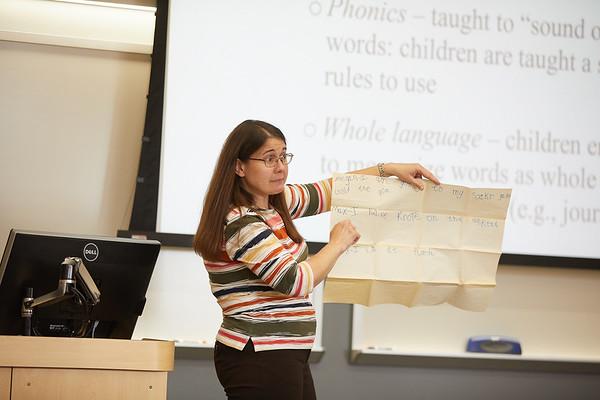 2018 UWL Fall Psychology Faculty Teaching Melanie Cary 2