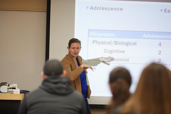 2018 UWL Fall Psychology Faculty Teaching Ellen Rozek 2