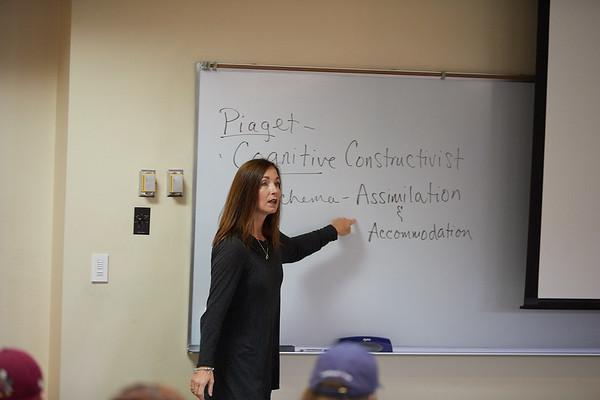 2018 UWL Fall Psychology Faculty Teaching Lisa Caya