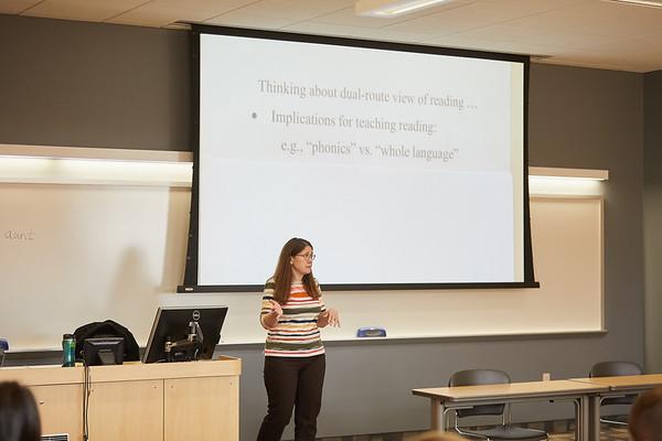 2018 UWL Fall Psychology Faculty Teaching Melanie Cary