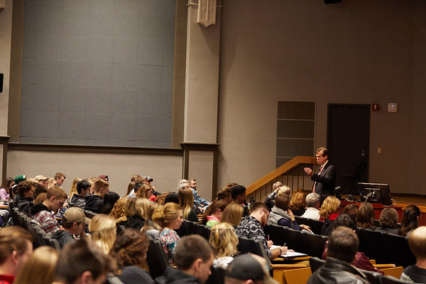 2018 UWL Cleary Lecture Harry Jansen Kraemer 0097