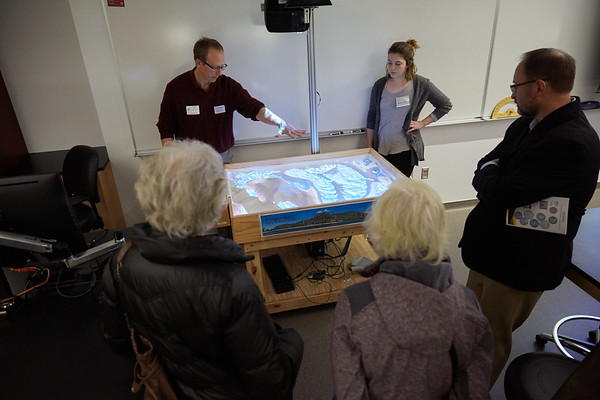 2018 UWL Fall Prairie Springs Science Center Dedication 0180