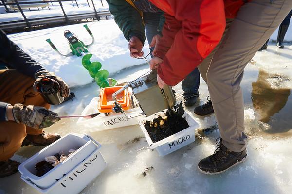 2019 UWL Bonnie Bratina Microbiology Water Testing Pettibone Lagoon 0040