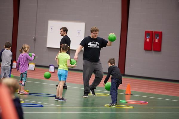 2019 UWL Spring Home School Gym Class 0029