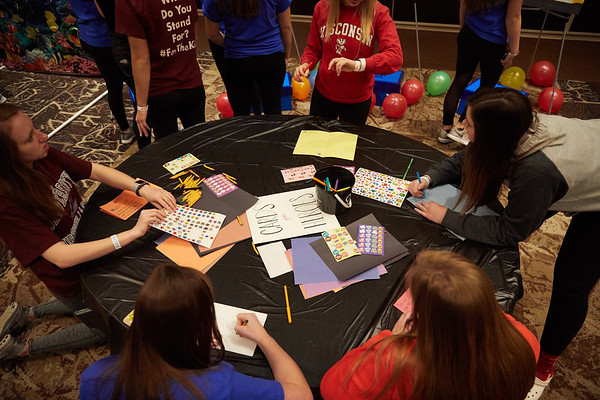 2018 UWL Fall Dance a Thon Children Miracle Network 0072