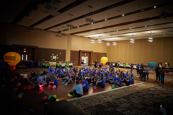 2018 UWL Fall Dance a Thon Children Miracle Network 0007