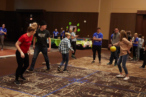 2018 UWL Fall Dance a Thon Children Miracle Network 0071