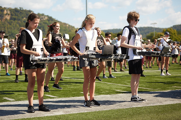 2018 UWL High School Band Day SEMBA0032