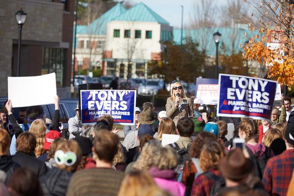 2018 UWL Tony Evers Campaign Governor 0001