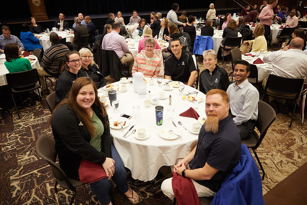 2019 UWL Diversity & Inclusion and Student Affairs Breakfast 29