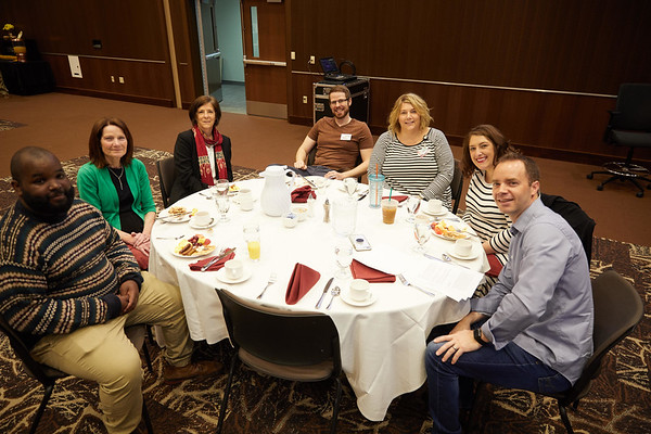 2019 UWL Diversity & Inclusion and Student Affairs Breakfast 28