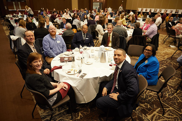 2019 UWL Diversity & Inclusion and Student Affairs Breakfast 23