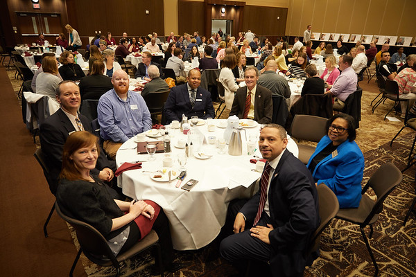 2019 UWL Diversity & Inclusion and Student Affairs Breakfast 39