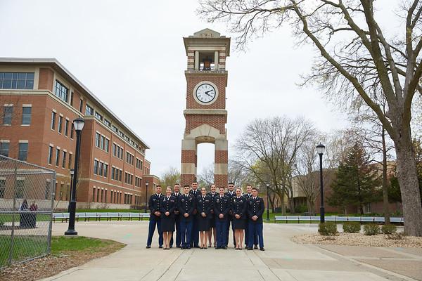 2019 UWL ROTC Portraits 0067