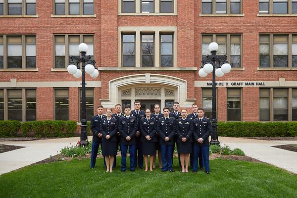 2019 UWL ROTC Portraits 0040