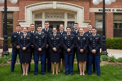 2019 UWL ROTC Portraits 0029