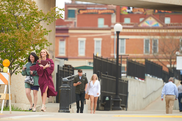 2019 UWL Spring Commencement Graduation 0116