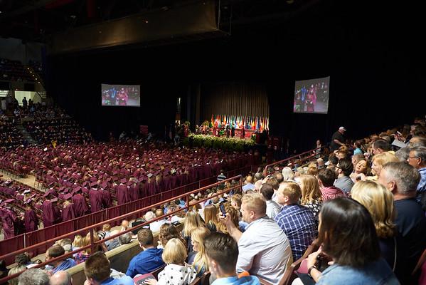 2019 UWL Spring Commencement Graduation 0069