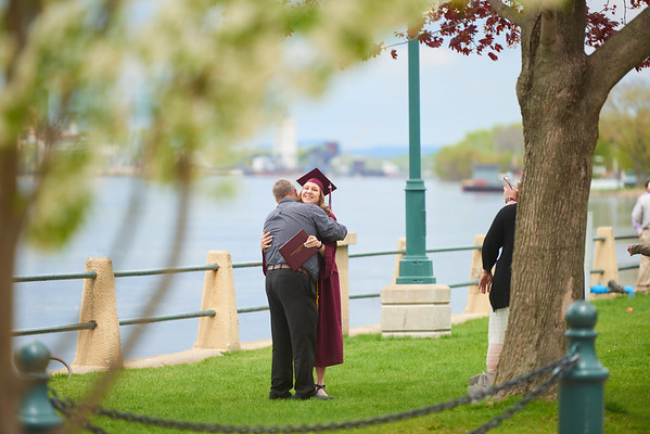 2019 UWL Spring Commencement Graduation 0166