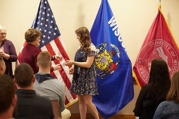 2019 UWL Spring ROTC Stole Ceremony0052