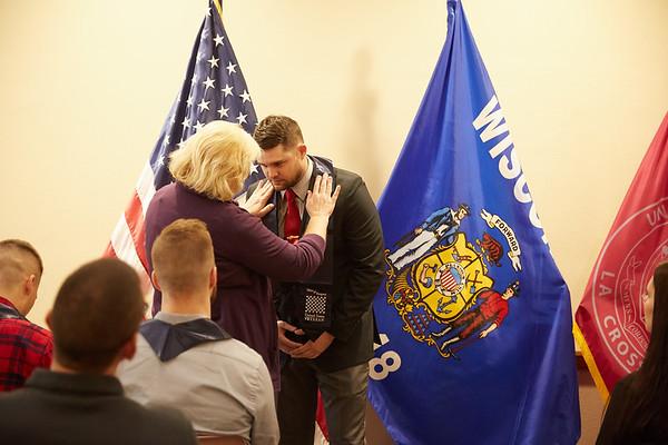 2019 UWL Spring ROTC Stole Ceremony0047