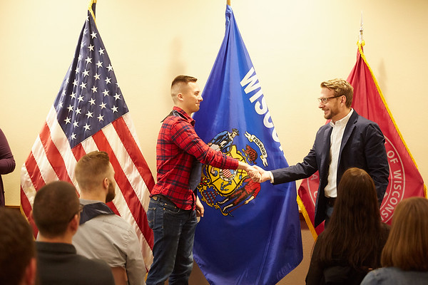 2019 UWL Spring ROTC Stole Ceremony0044