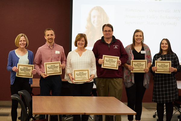 2019 UWL Spring Student and Supervisor of the Year Awards 0111