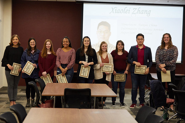 2019 UWL Spring Student and Supervisor of the Year Awards 0066