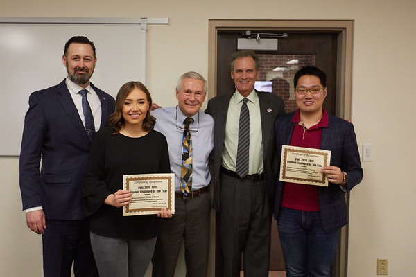 2019 UWL Spring Student and Supervisor of the Year Awards 0080