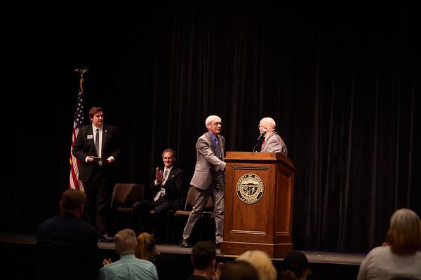 2019 UWL Tony Evers Higher Education Advocate Award 0058