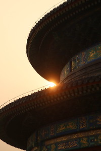 Temple of Heaven.  Photo credit, Daniel Hass