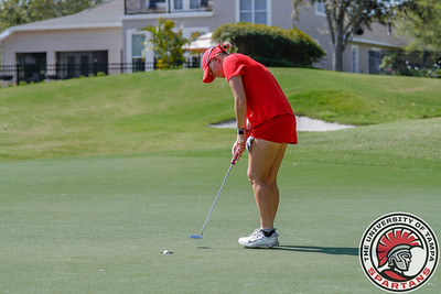NCAA Golf: University of Tampa Women's Golf at the Peggy Kirk Bell Invitational