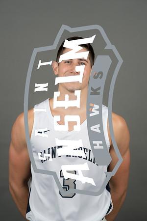 2018-19 Men's Basketball Headshots