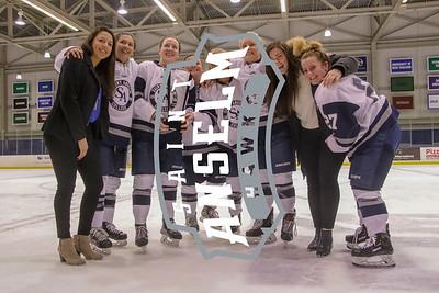 2019 New England Women's Hockey Alliance Championship (02/24/19)