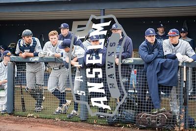Baseball vs. Southern N.H. (03/30/19) Courtesy Jim Stankiewicz