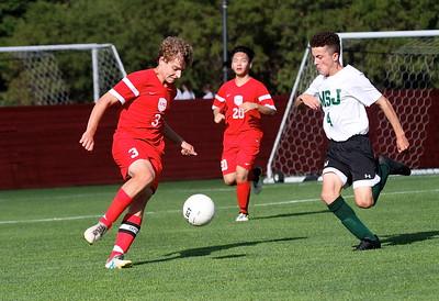 LTS Boys Varsity Soccer vs MSJ photos by Gary Baker