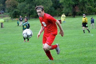 LTS M.S. Boys Soccer vs WR photos by Gary Baker