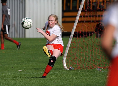 LTS M.S. Girls Soccer vs Arlington I photos by Gary Baker
