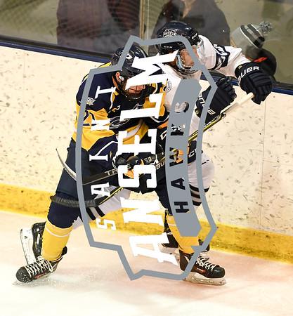 Men's Ice Hockey vs. Southern N.H. (03/02/19) Courtesy Bruce Preston